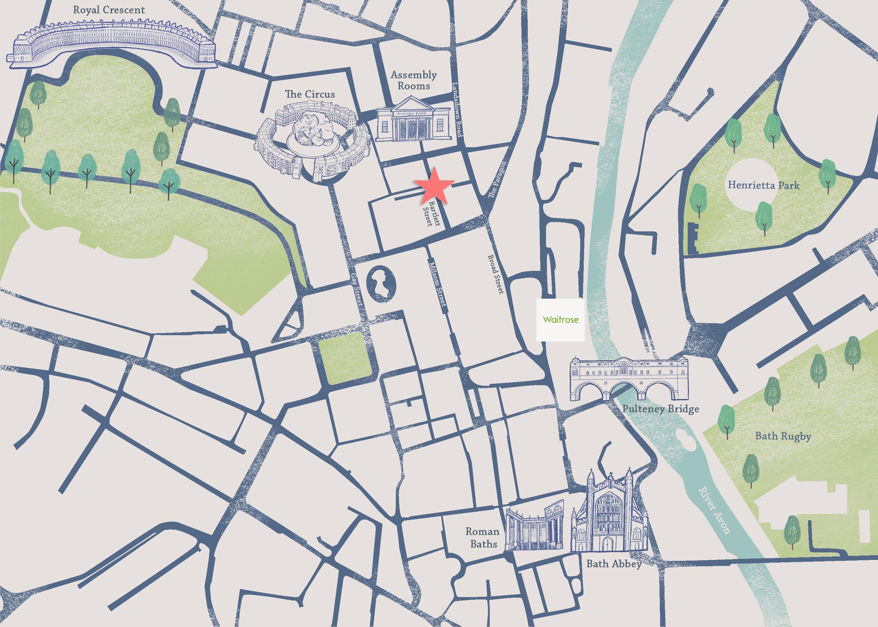 Landscape Architect Office in Bath